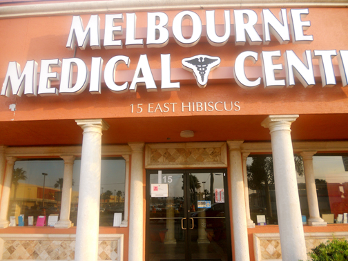 Melbourne Medical Center